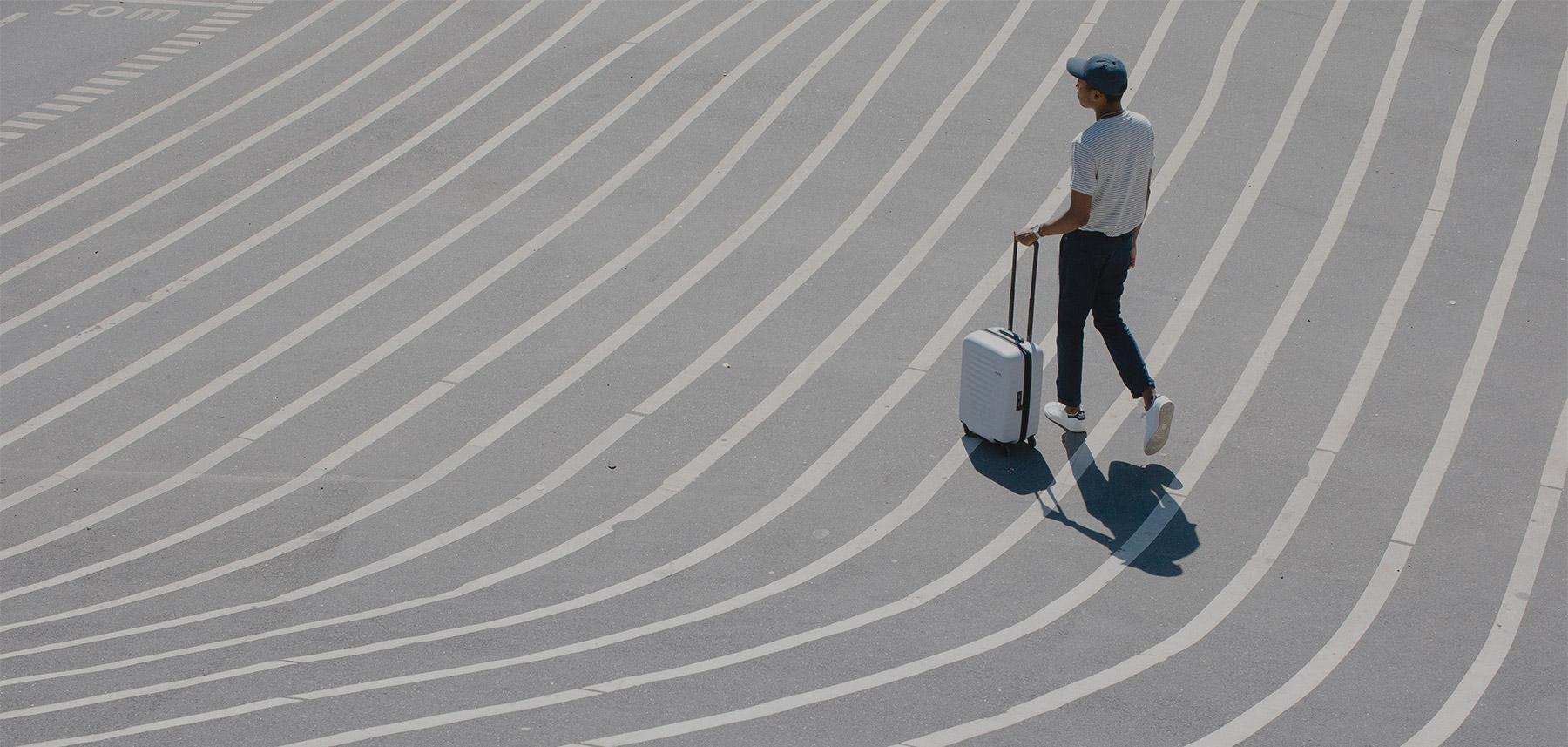 Luggage | LOJEL - Let Our Journeys Enrich Life